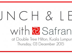 Lunch & Learn with Safran