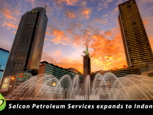 Salcon Petroleum Services expands to Indonesia!