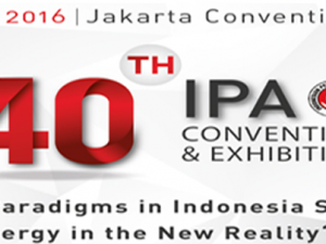 SPS at Indonesian Petroleum Association Convention & Exhibition 27- 25 May 2016, Jakarta Convention Center