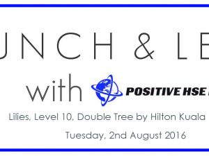 Lunch & Learn with Positive HSE