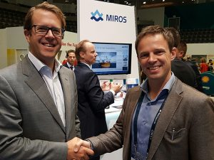 MIROS signs up Salcon Petroleum Services at ONS 2016