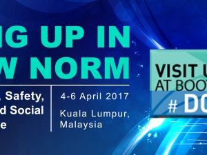 SPS at SPE Asia Pacific HSSE Conference, 4 – 6 April 2017, KL Convention Centre, Malaysia