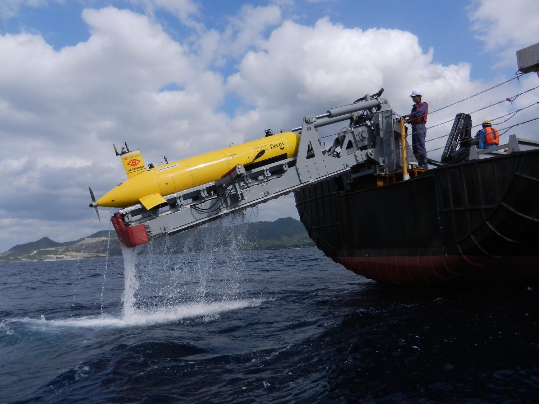 Autonomous Underwater Vehicle Auv Salcon Petroleum